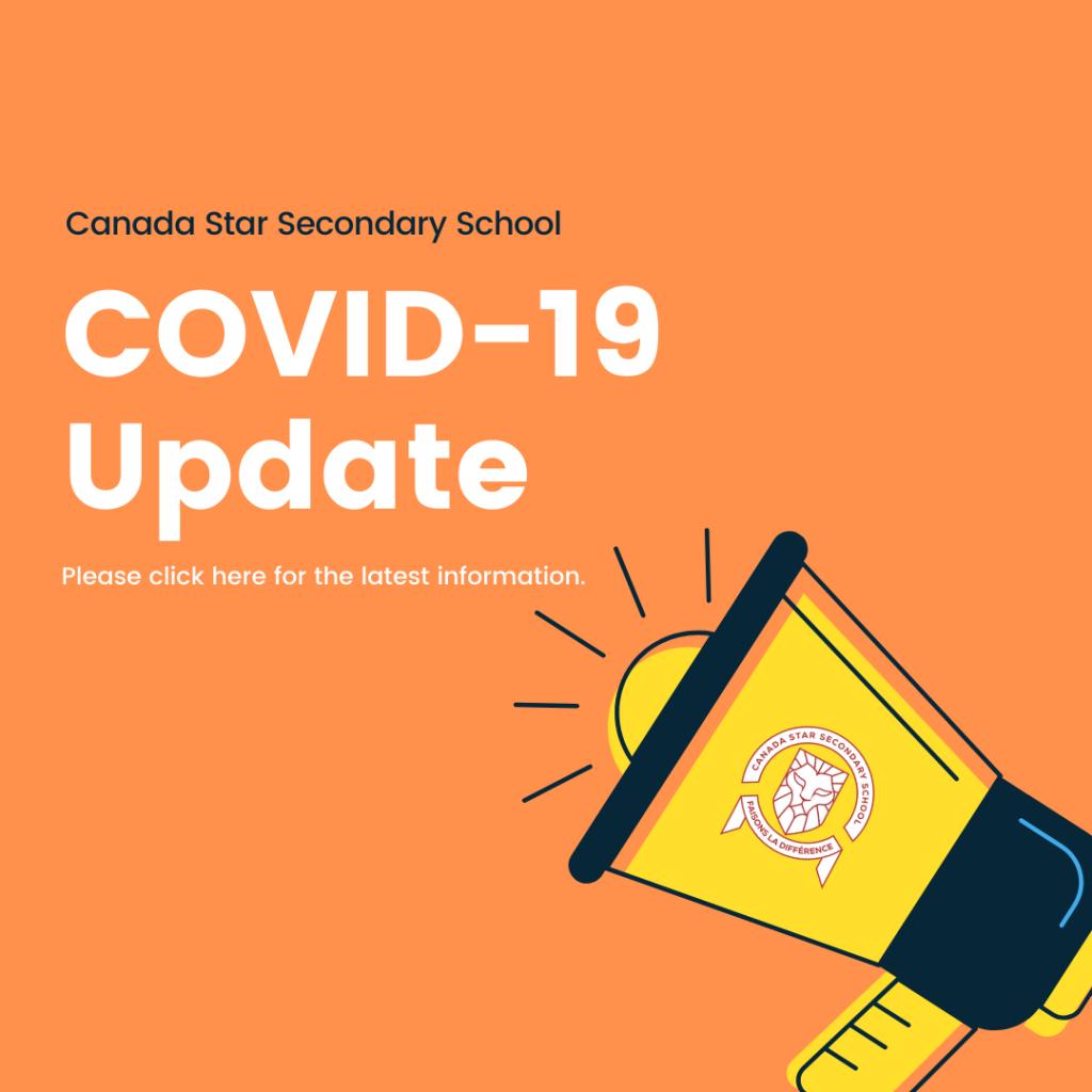 COVID-19 Updates - CSSS
